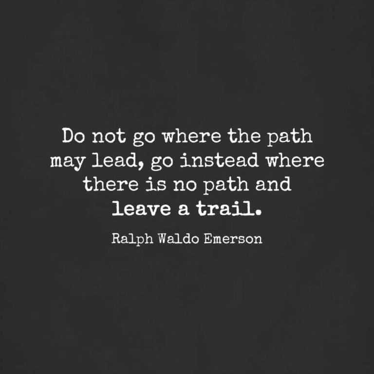 18 Wise Quotes by Ralph Waldo Emerson That Will Inspire Self-Reliance
