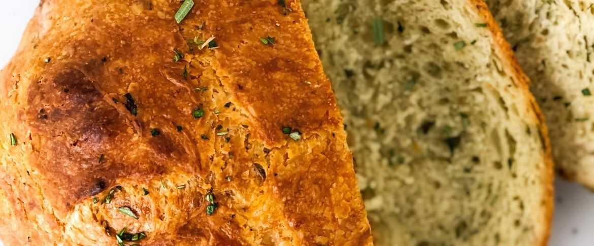 No Knead Rosemary And Olive Oil Bread - Fetty's Food Blog ...