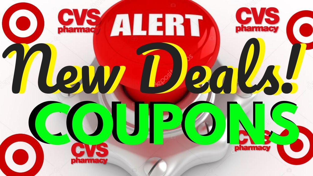 7524c43c6021 WATCH BEFORE YOU SHOP at CVS! NEW DEALS, Coupons, CRT to Matchup ...