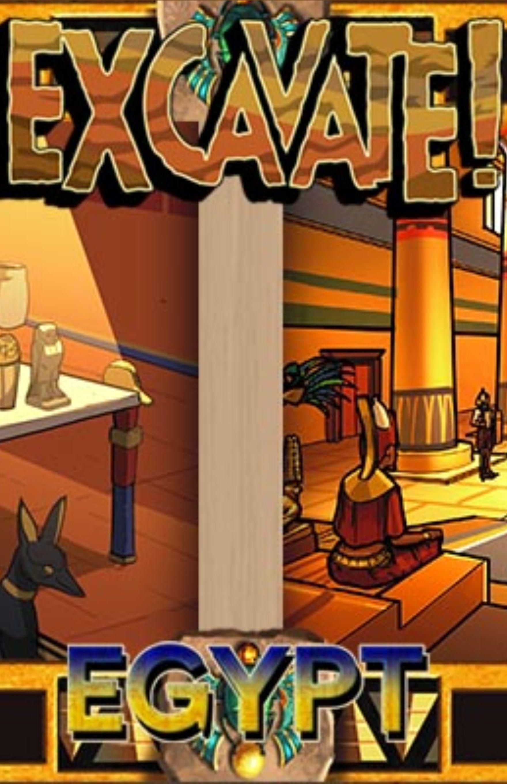 Excavate Egypt