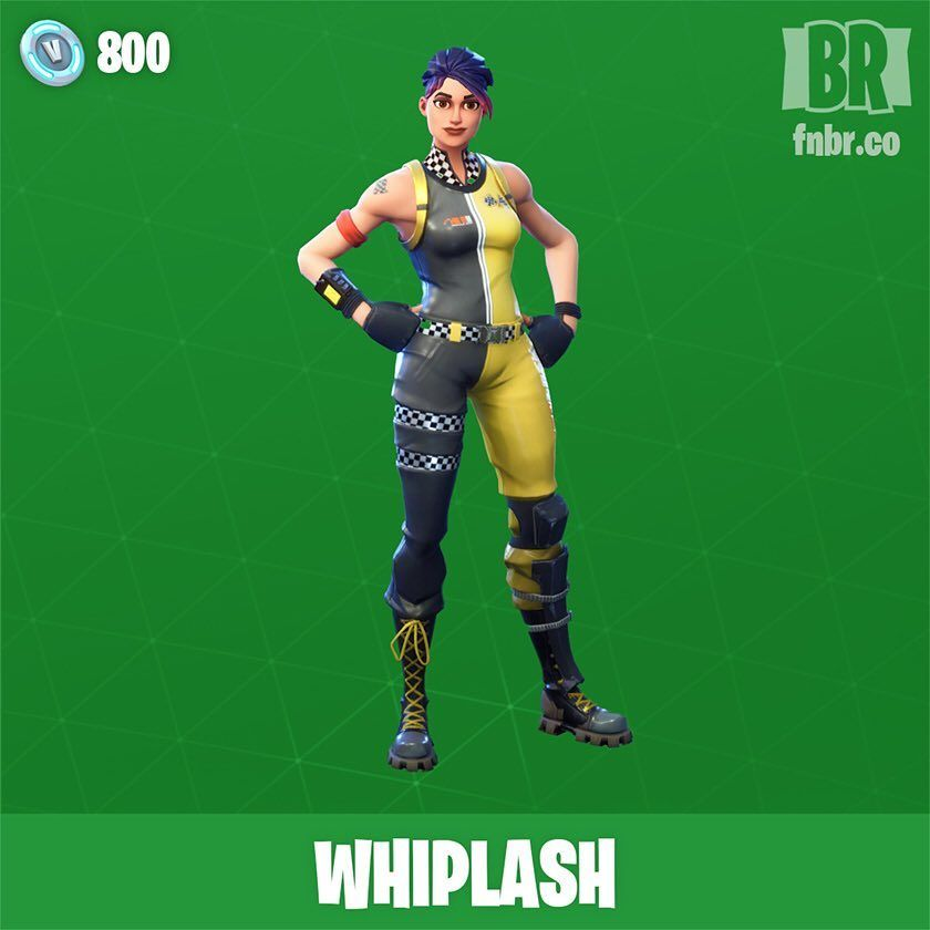 Brake For No One This Uncommon Skin Costs 800 V-Bucks
