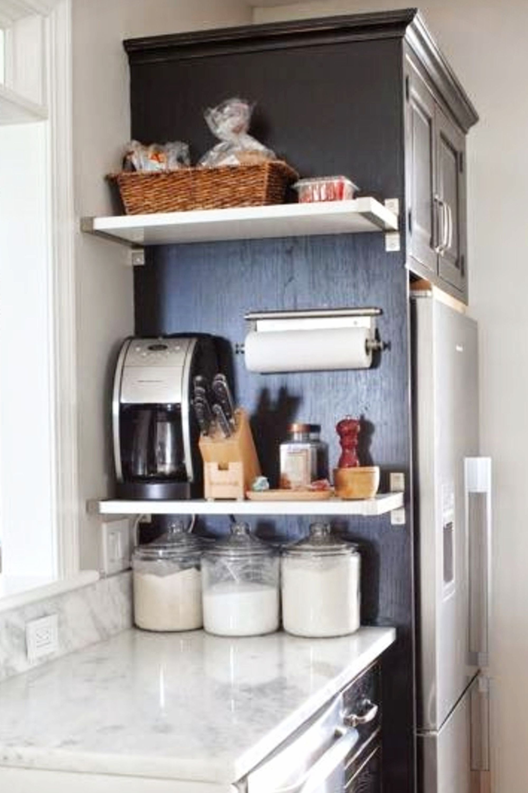 How To Arrange Appliances in Small Kitchens [WITHOUT adding ...