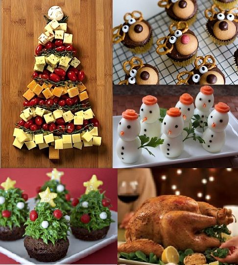 50 Great Food Ideas For The Winter Holidays | Winter holidays ...