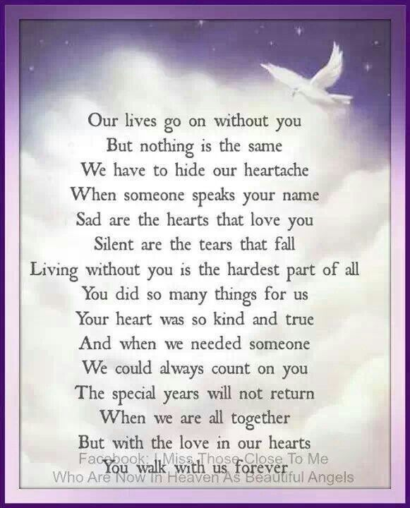 Without You In Loving Memory Of Phenillipa Francois