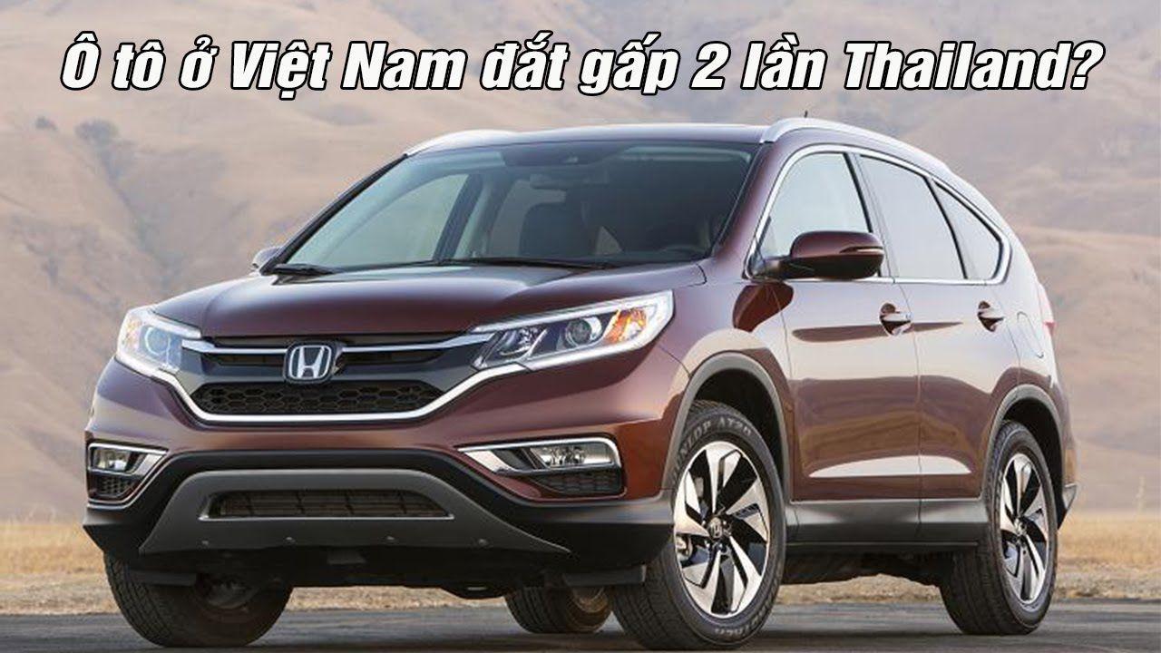 Ô tô giảm giá liên tục tại sao giá bán xe hơi ở Việt Nam vẫn cao gấp 2 l...