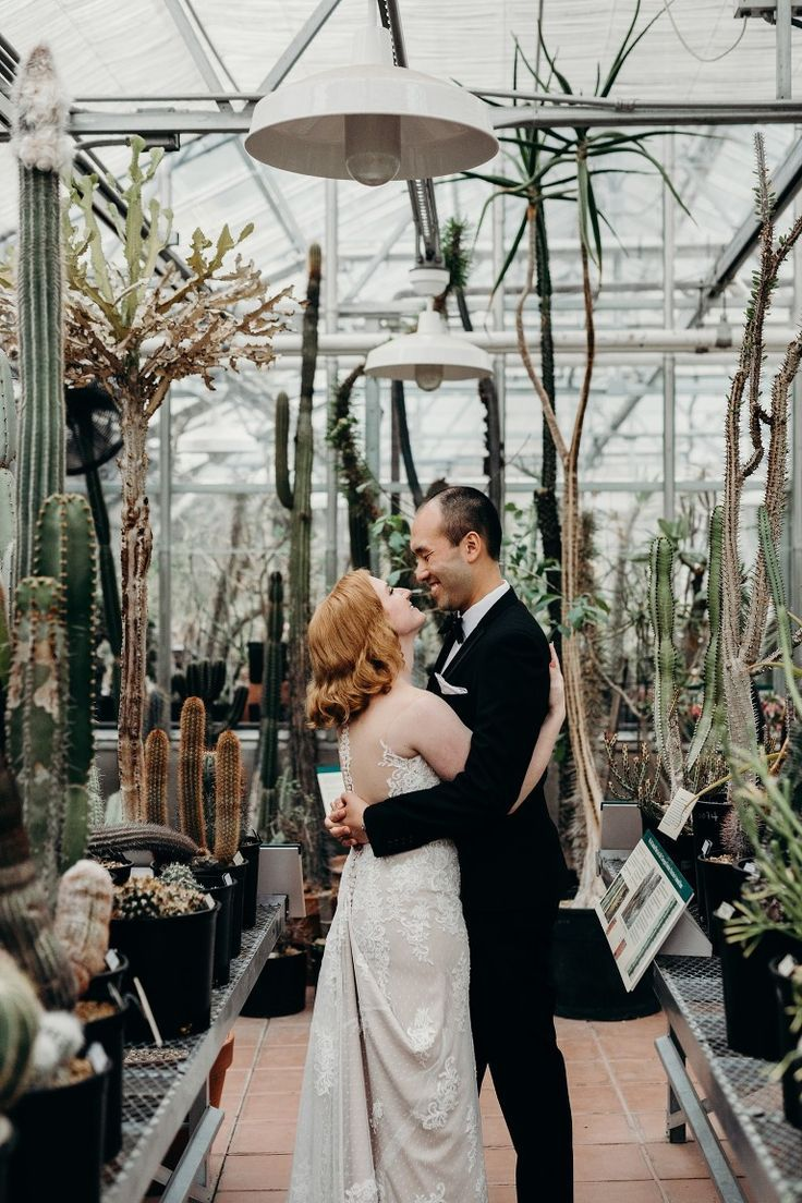 Intimate UC Botanical Garden Wedding, Berkeley / Berkeley Wedding Photographer #botanicgarden