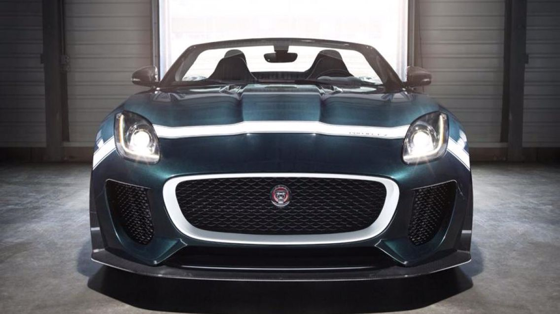 Project 7 F-Type
