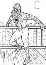 Spiderman Coloring Pages On Coloring Book Info Spiderman Coloring Disney Coloring Pages Coloring Pages For Boys