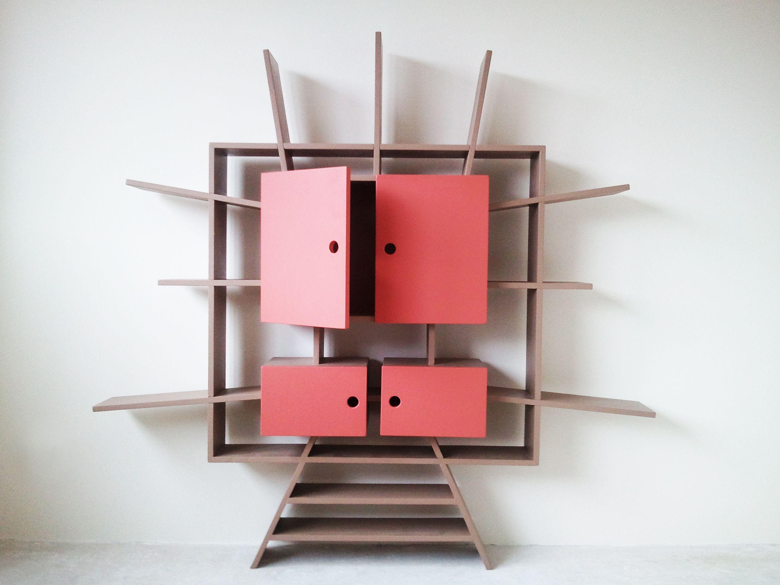 Tree Cupboard Via Stoerrr Stoerrr Design Design Dutch Design Home Decor