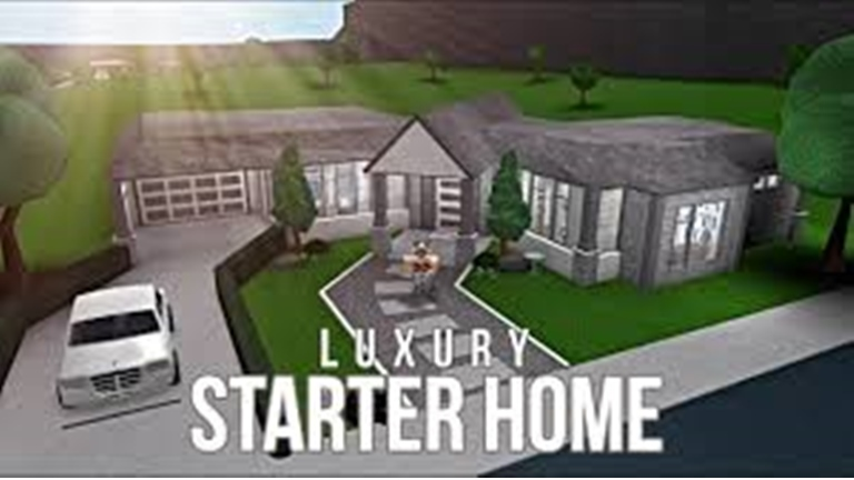 Bloxburg Free Roblox House Plans With Pictures Modern House Floor Plans Modern Family House