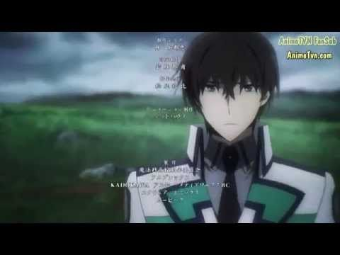 Opening Anime Mahouka Koukou No Rettousei Anime Songs Anime