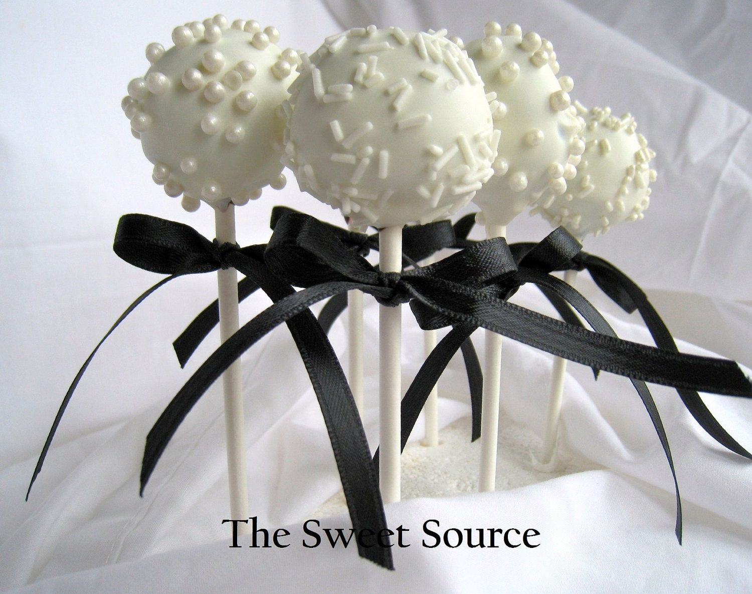 Bridal shower cake pops premium cake pops made to order with high