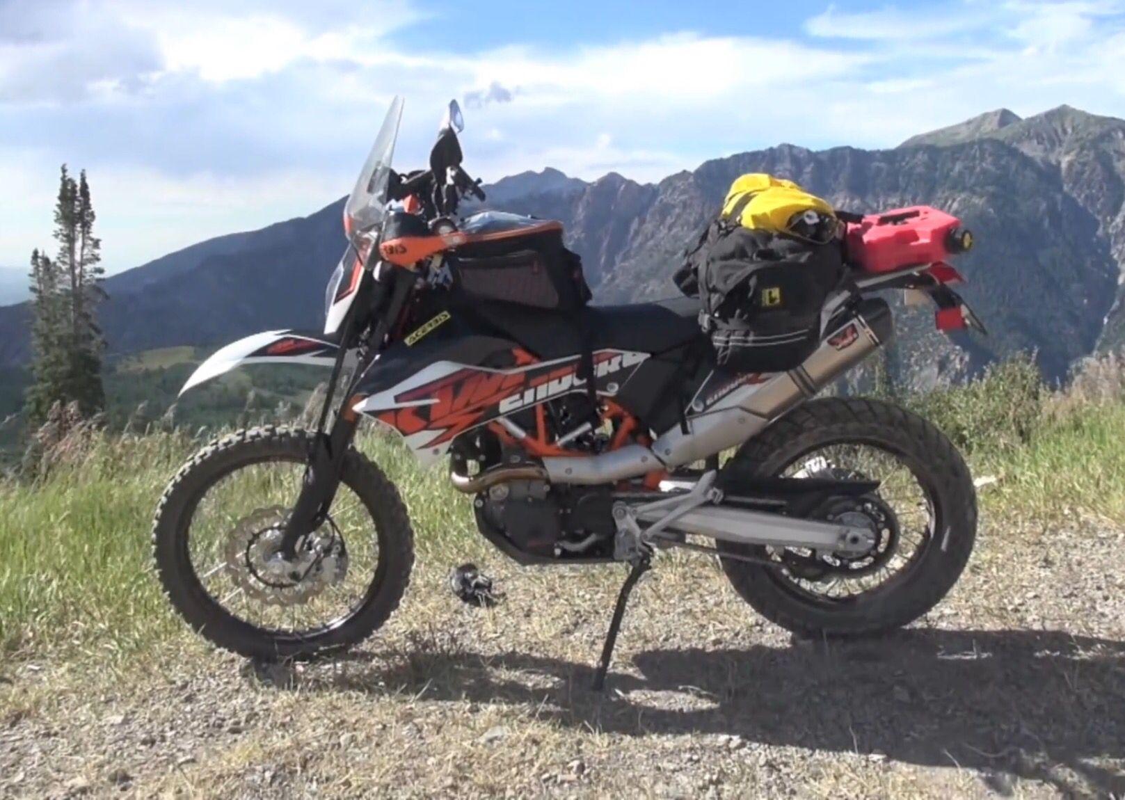 KTM 690 Enduro R   Dual Sport Adventures   Ktm 690 enduro