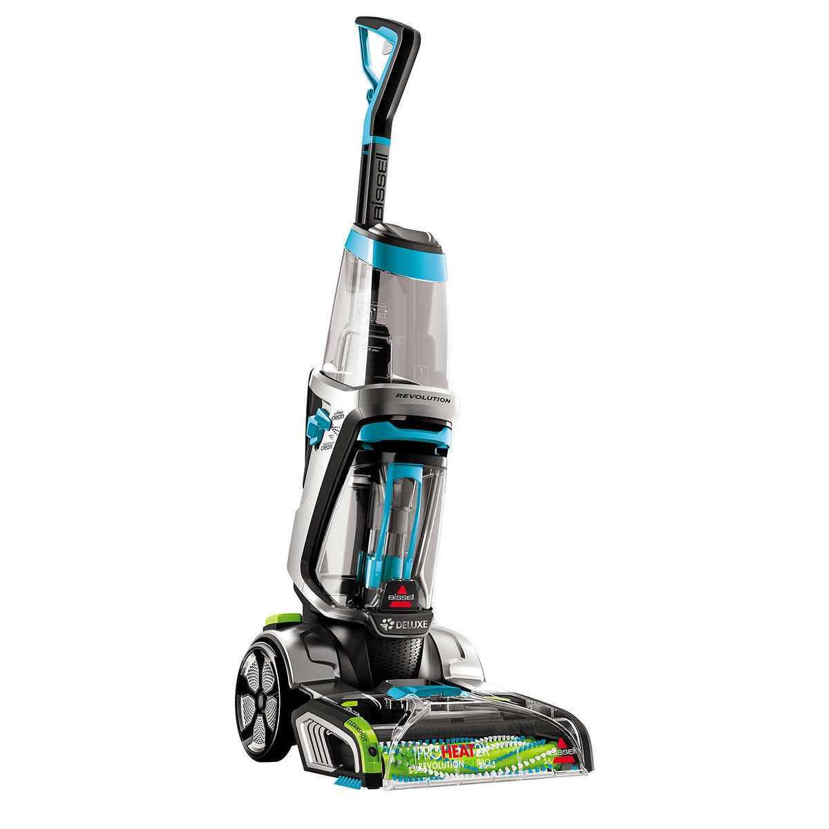 Bissell proheat 2x revolution pet pro carpet cleaner how