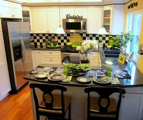 A Twist Of Lime In The Kitchen Limes Kitchens And Essentials Green Accents