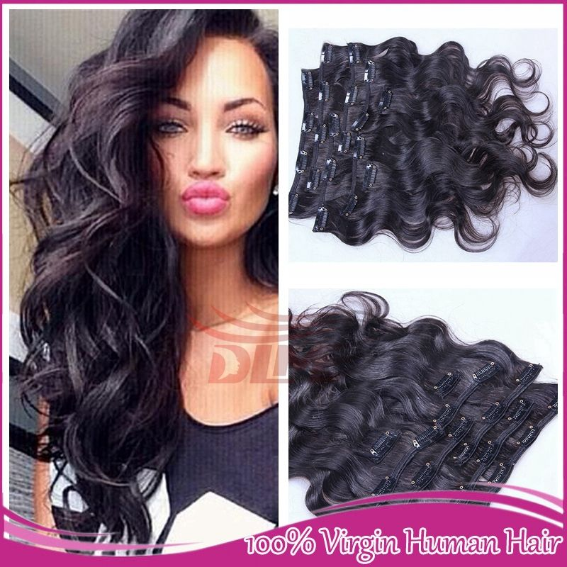 Find More Clip In Hair Extensions Information About Rosa Hair