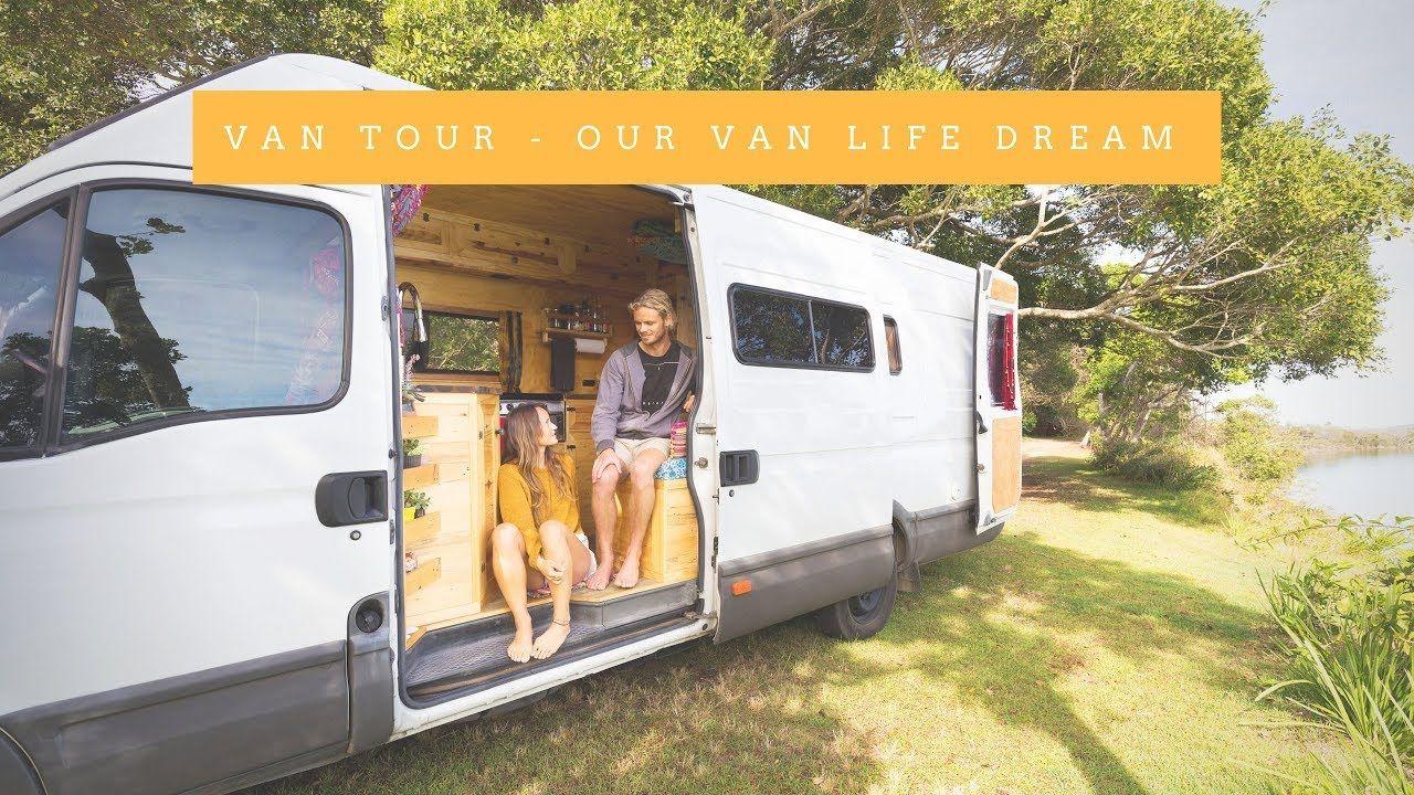 Camper Van Conversion Iveco Daily Van Build Tour Youtube In 2020 Van Life Van Van Conversion