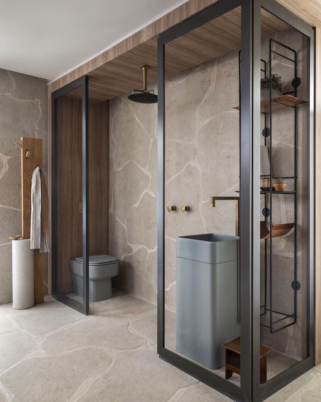 Papo De Interiores On Instagram Casa Menir Is Designed By