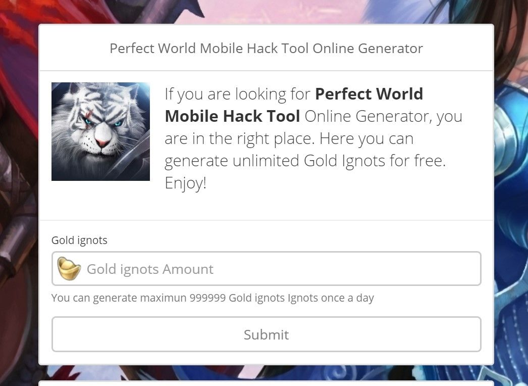 Perfect World Mobile Hack Cheats Mod Apk For Gold Ignots Cheats Perfect World Mobile Working Hacks 2019 Perfect World World Mobile Perfect World Perfection
