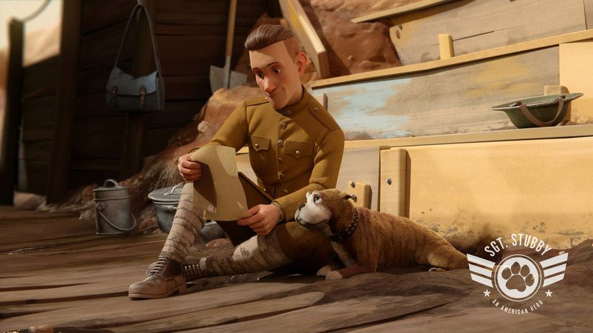 Watch Sgt. Stubby: An American Hero Full-Movie Streaming