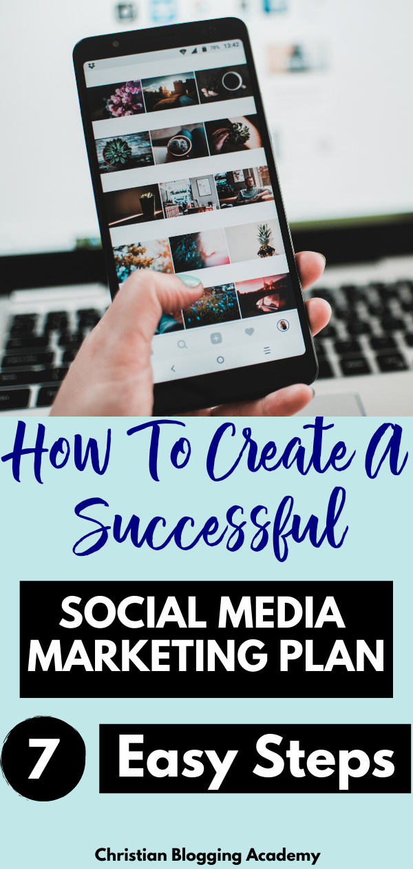 How To Create A Successful Social Media Marketing Plan In 7 Steps Social Media Marketing Plan Social Media Marketing Social Media Marketing Instagram
