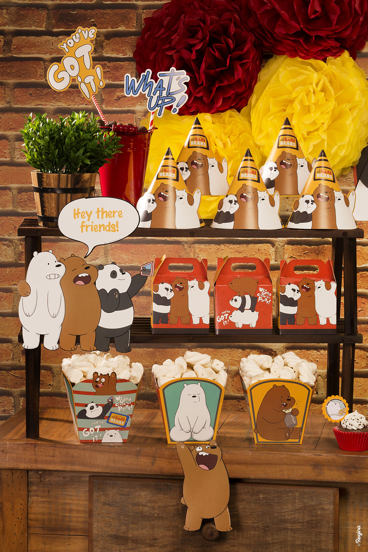 Linha Ursos sem Curso Regina Festas Isabella u2019s 6th Bday in 2019 Ursos sem cursos, Ideias  # Decoração De Festas E Eventos Cursos