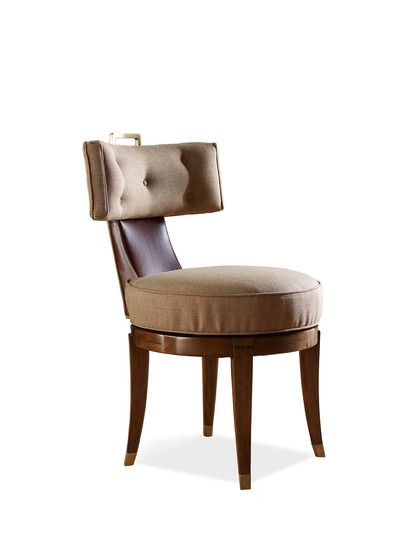 Queensdale Swivel Chair By Ferguson Copeland At Gilt Fantastic