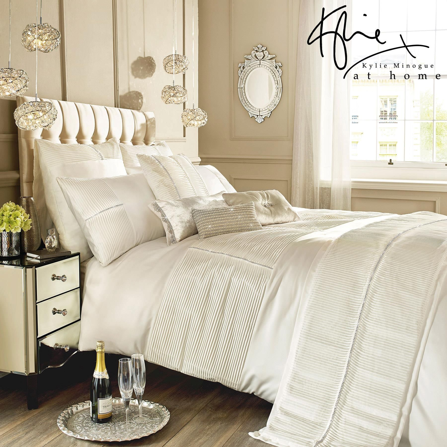 Buy Kylie Eleanora Duvet Cover online today at Next