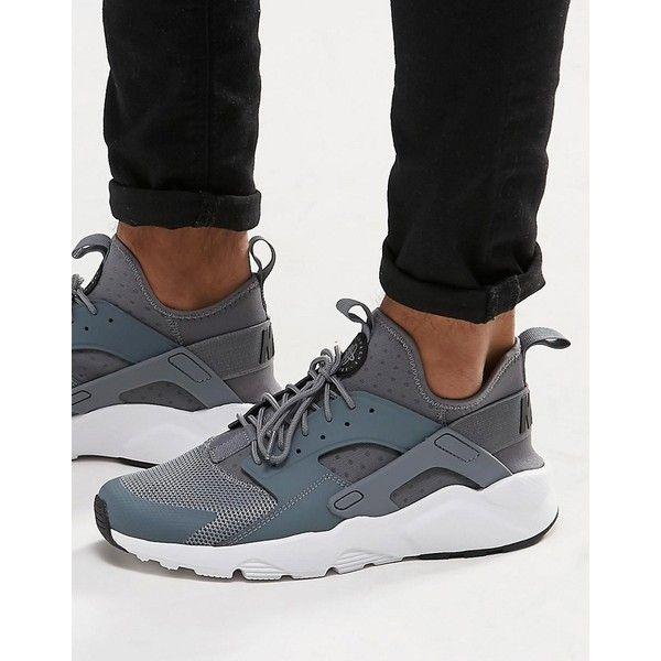 Nike Air Huarache Run Ultra Sneakers 819685-011   Nike air ...