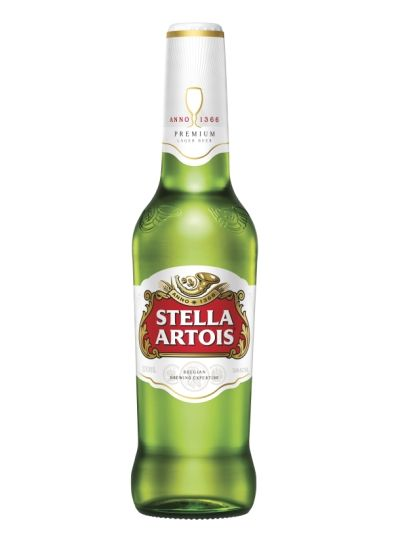 Heritage Highlighted In Stella Artois Pack Facelift