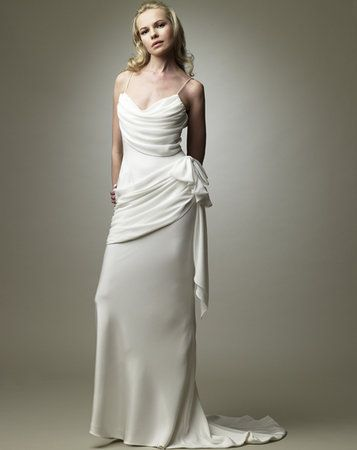 10  images about Sleek and Sexy Wedding Dresses on Pinterest ...