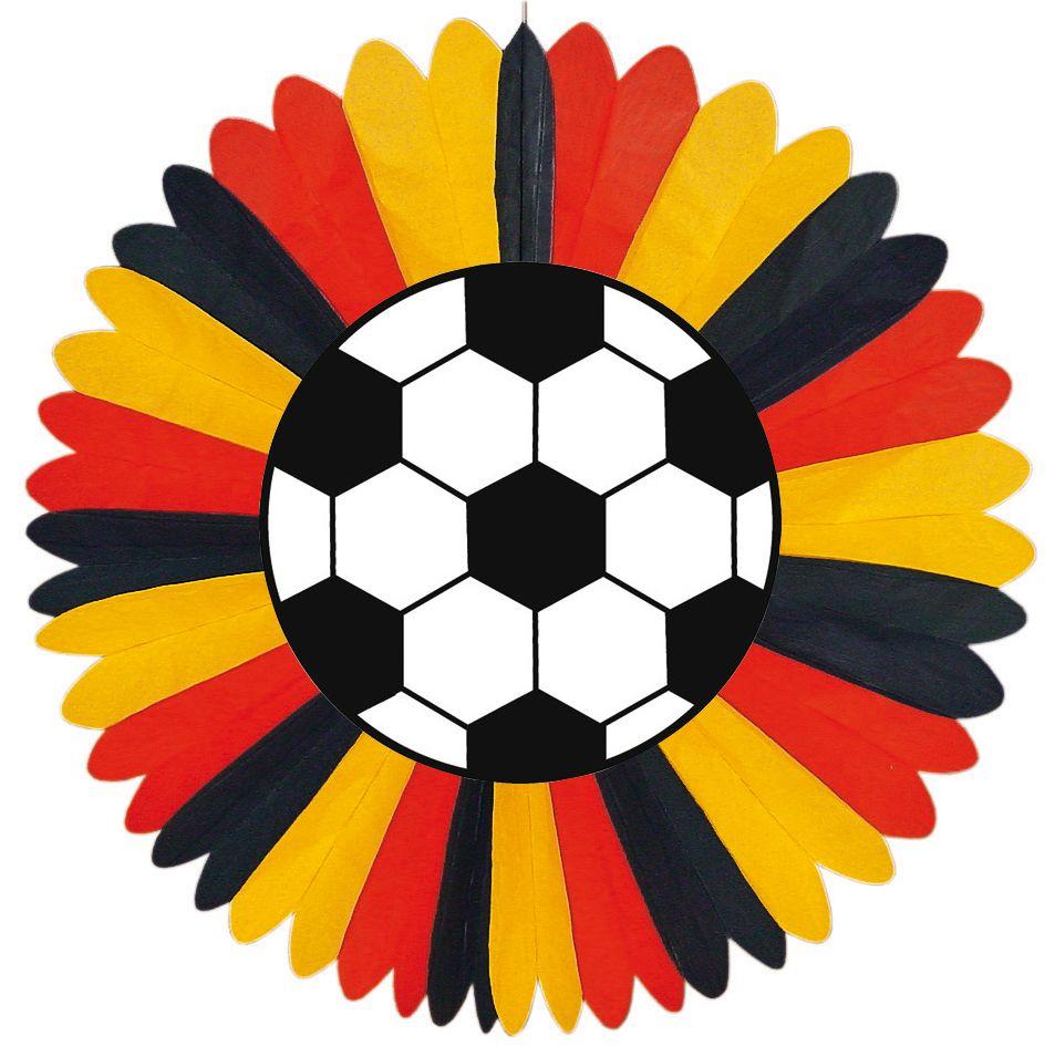 Dekofacher Fussball Deutschland Fussball Deko Fussball