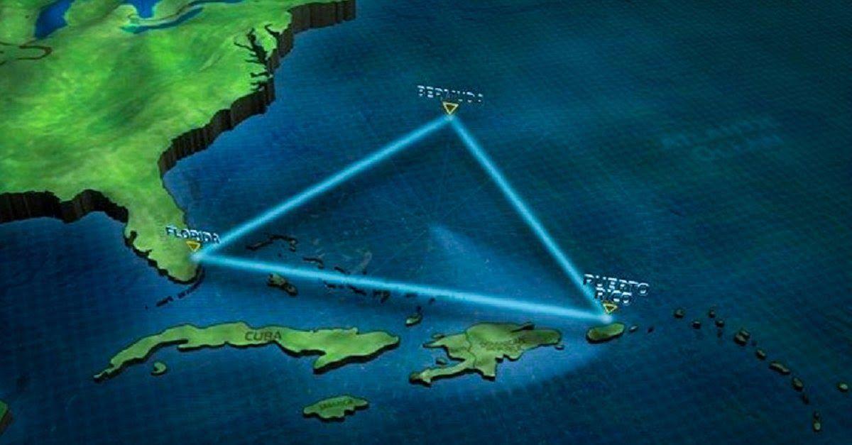 3 Misteriosas Desapariciones En El Triangulo De Las Bermudas Bermuda Triangle Bermuda Triangle