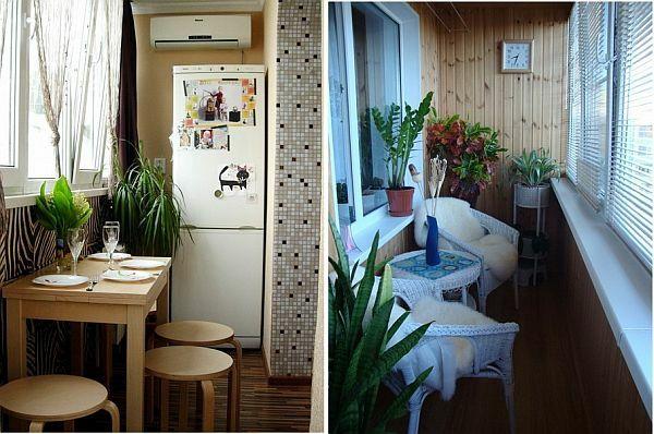 Kleiner Kühlschrank Terrasse : Cooler kleiner balkon u kreative und praktische ideen