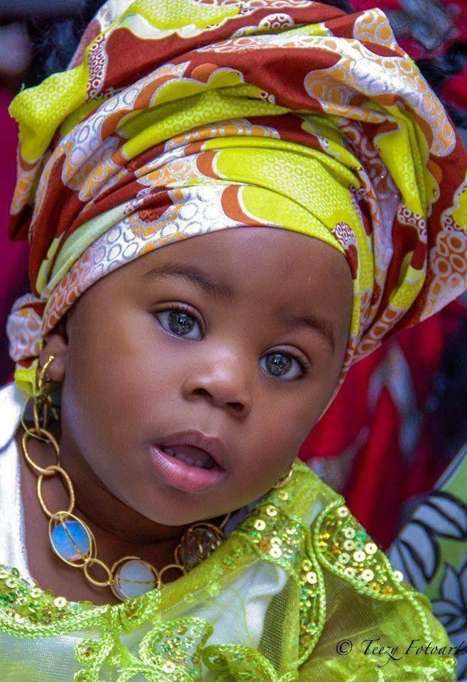 Precious African Princess! Photo Credit: Teezy Fotoart ...