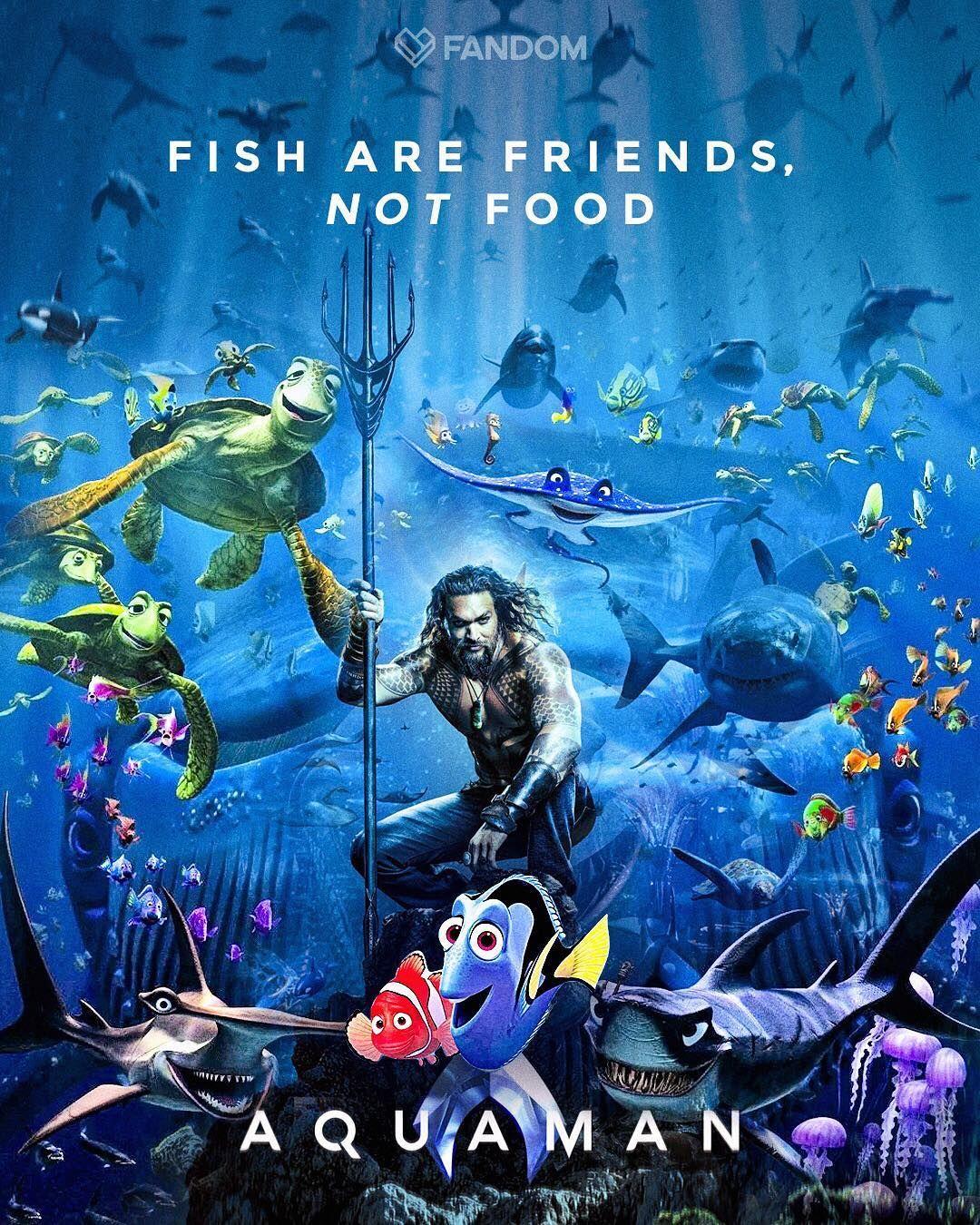 2bcd9892503f5 Finding Aquaman/Nemo   Comikz, Comedy, ART   Aquaman, New aquaman ...