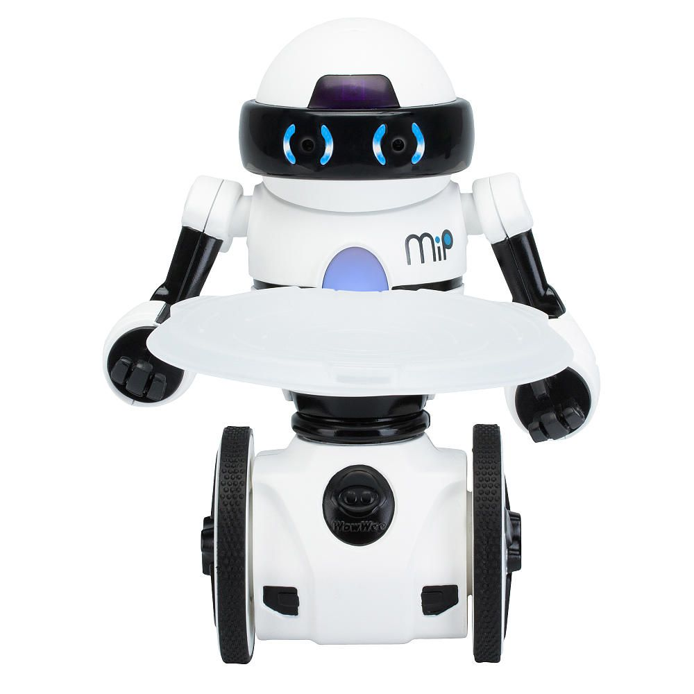 MiP 2 Personal Robot - White/Black - Wow Wee - Toys \