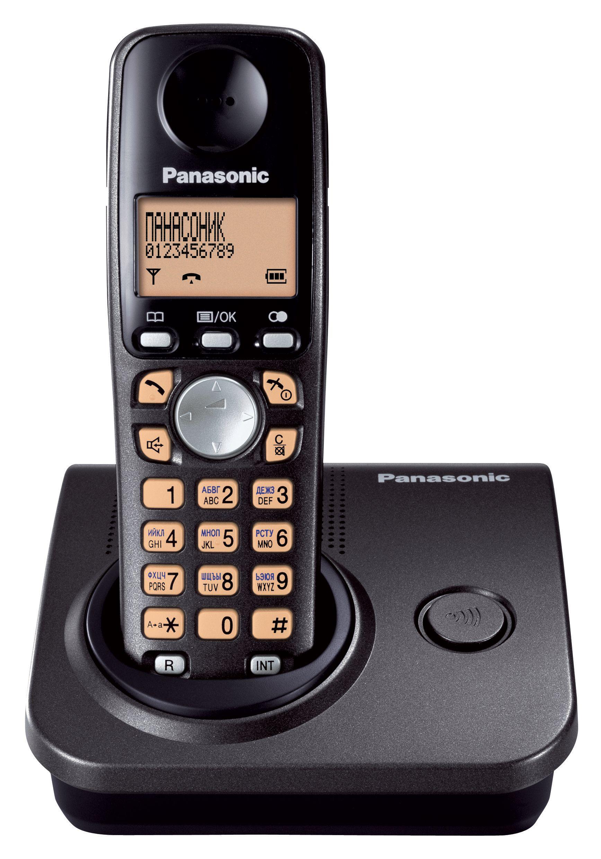 Телефон panasonic kx tga720ru инструкция