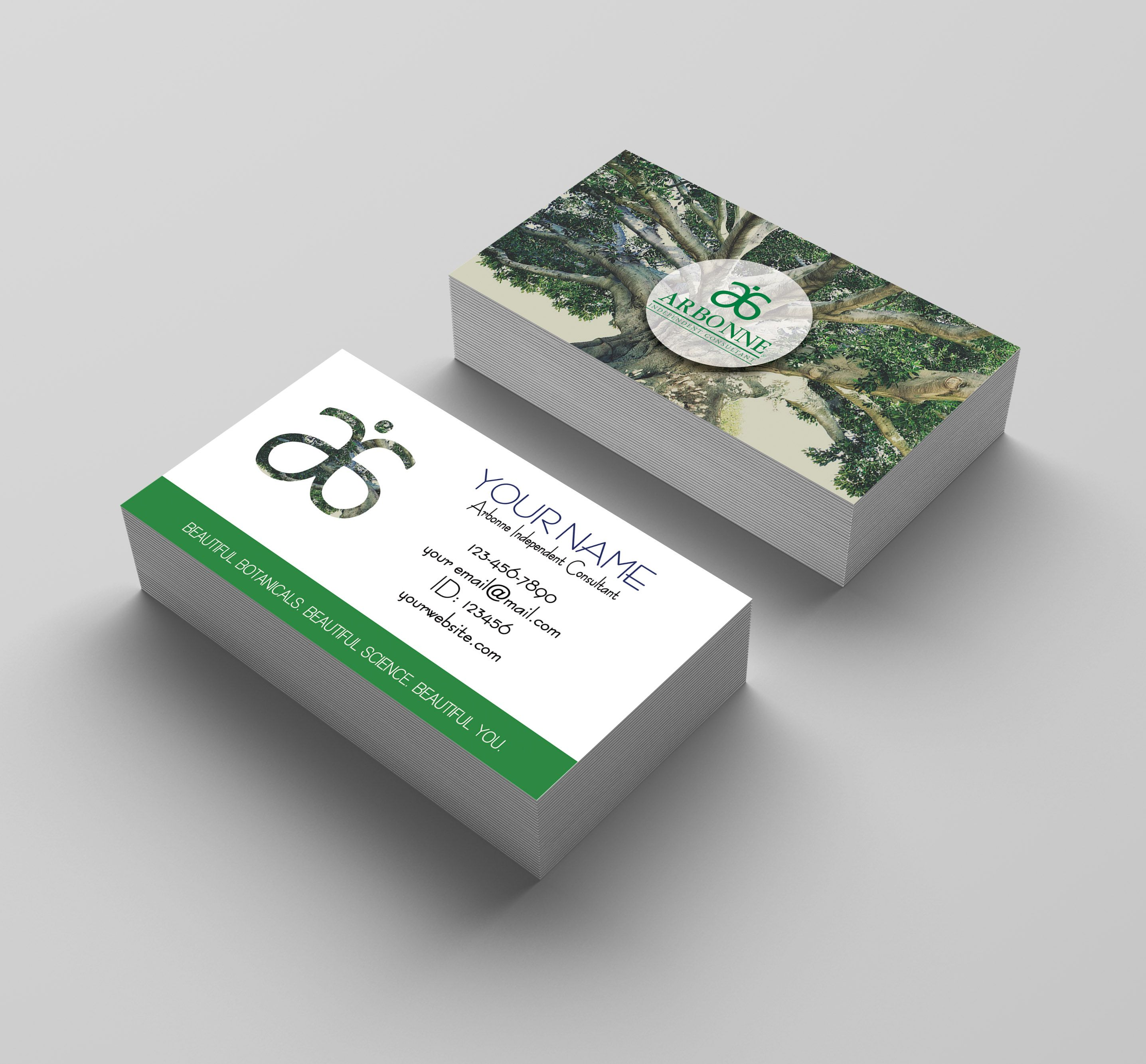 Arbonne Business Card Tree Of Life Kakaodesigns Arbonne Business Cards Arbonne Business Classic Business Card