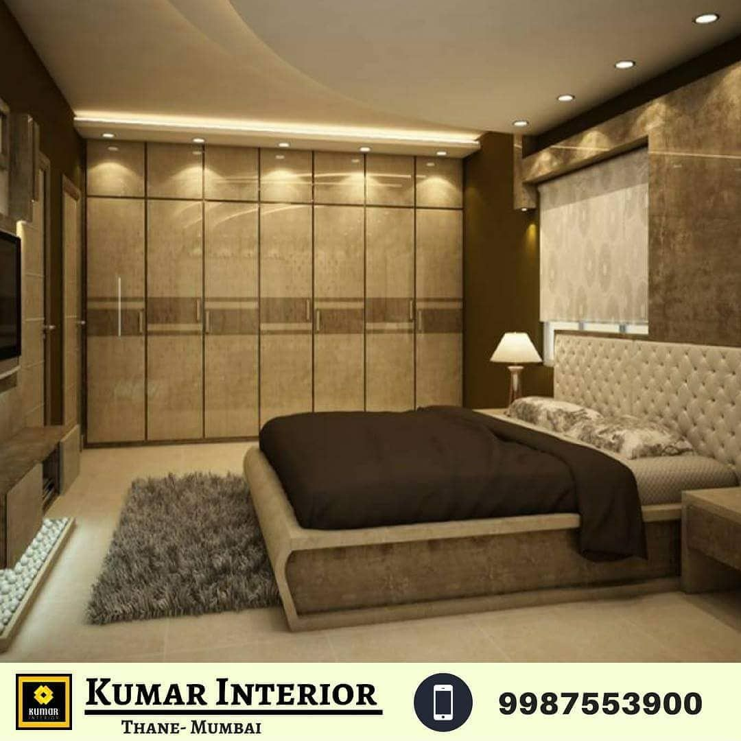 Transform Your New Home With Stylish Creative Interiors With Us Get Instant Site Visit Wardrobe Design Bedroom Bedroom Bed Design Guest Bedroom Remodel