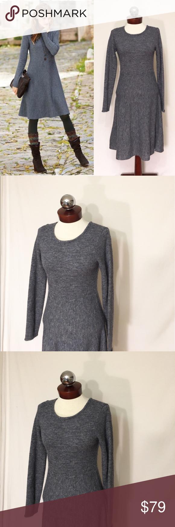 c946aaccfa2 PERUVIAN CONNECTION jasmine alpaca sweater dress Excellent condition! Baby  alpaca