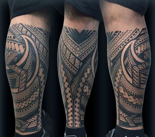 40 polynesian leg tattoo designs for men tattoos for men pinterest polynesian leg tattoo. Black Bedroom Furniture Sets. Home Design Ideas