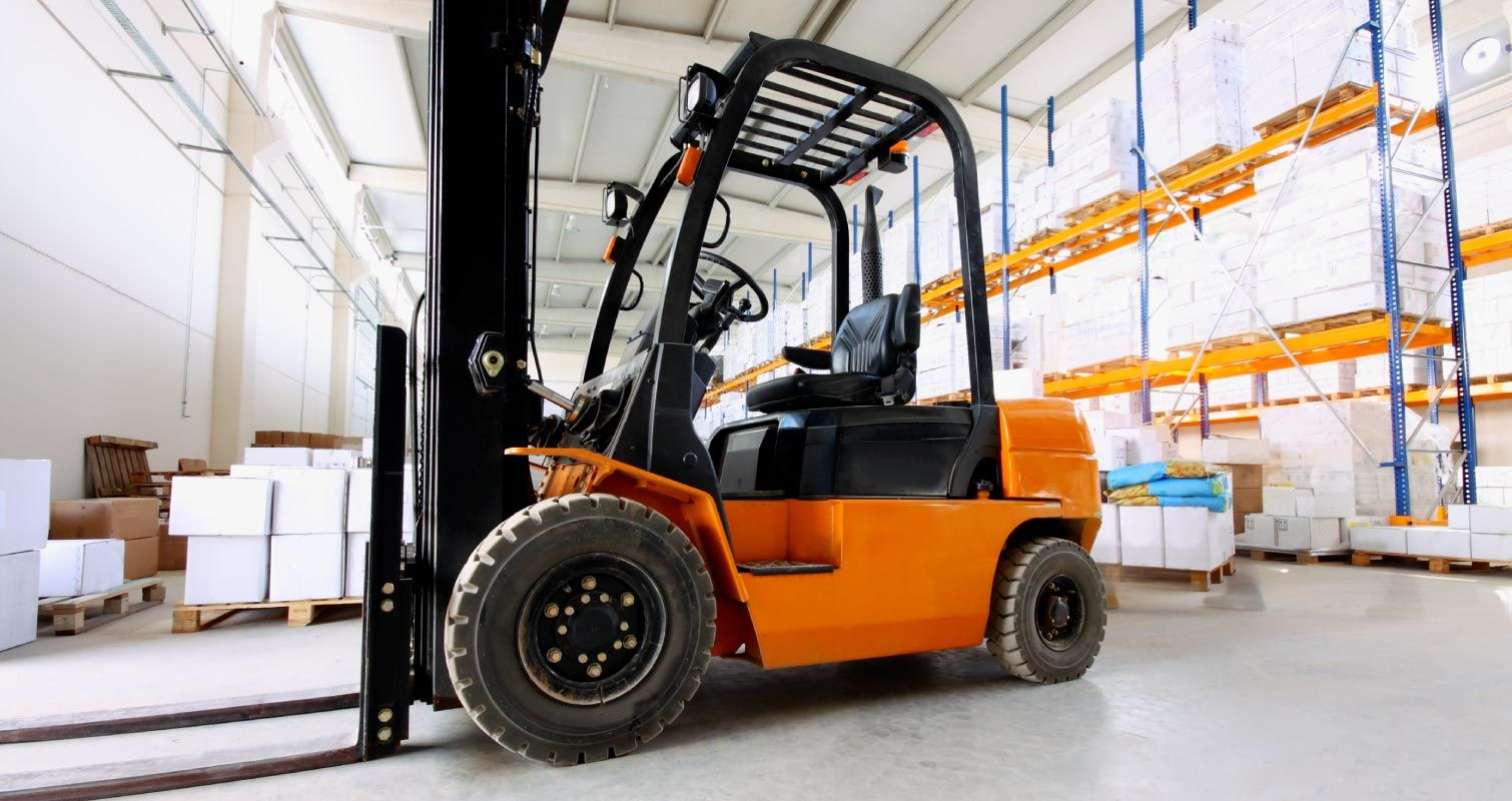 10 Common Forklift Types