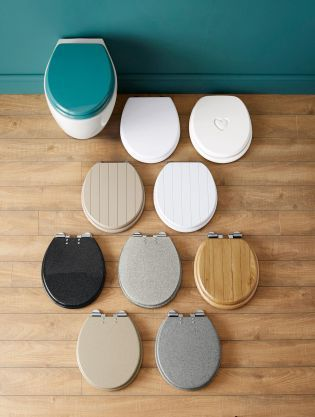 Fine Buy Grey Tongue And Groove Toilet Seat From The Next Uk Gmtry Best Dining Table And Chair Ideas Images Gmtryco