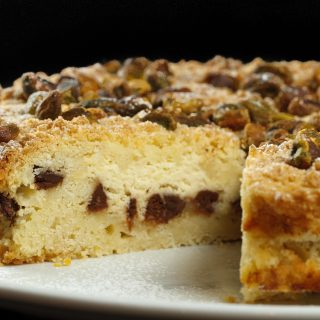 Ricotta Chocolate Chip Cake -   15 desserts Italian chocolate chips ideas