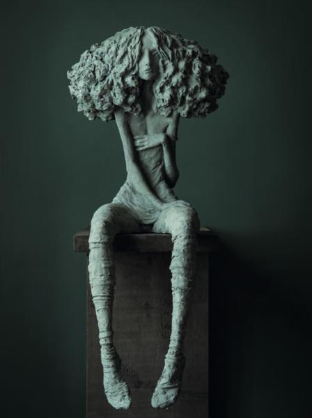 Candide große Bronze von Valérie Hadida – Candid 1 – #bronze #candide #hadida …