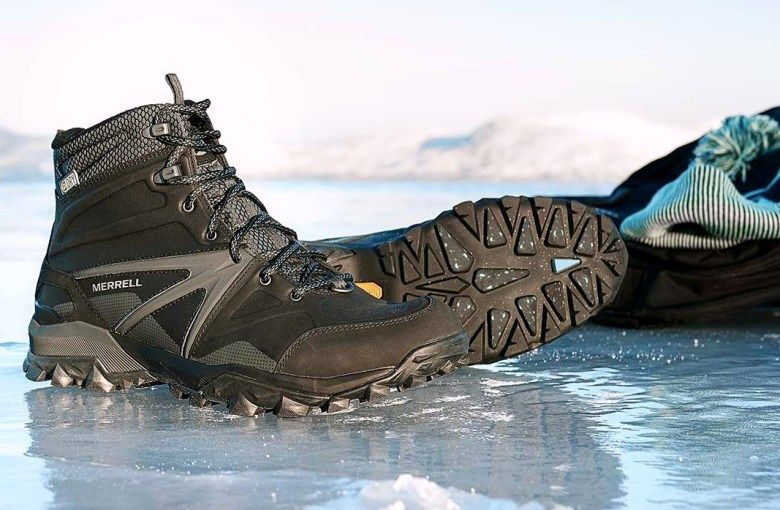 merrell vibram arctic grip review pdf