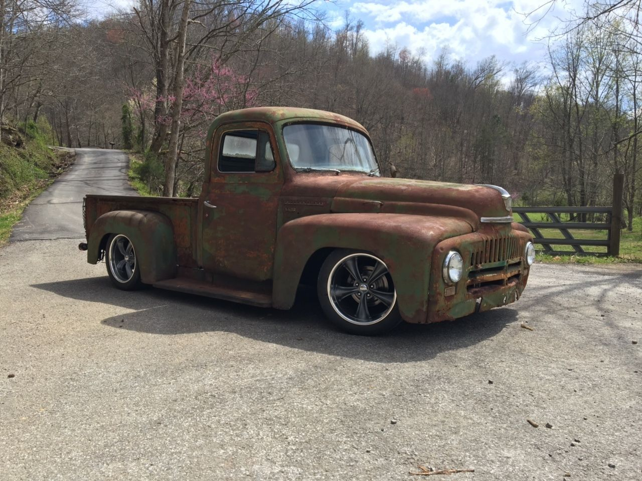 Chevrolet other pickups base 1953 international rat rod truck dodge dakota chassis chevrolet 3100 no