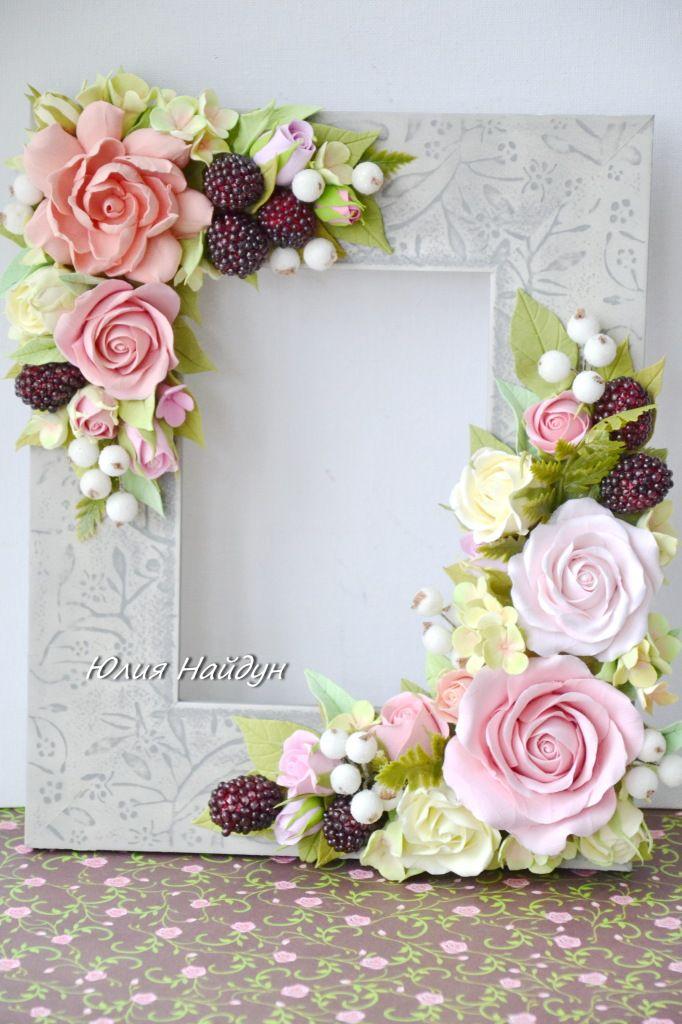 bellos marcos | Arreglos florales | Pinterest | Marcos, Bellisima y ...