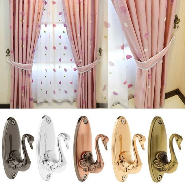 Pin By Annastacia Holmes On Bathroom Ideas Curtain Hangers Coat